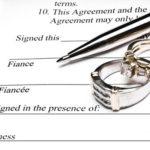 Шлюбний контракт з іноземцем