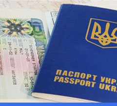 Passport, Ukrainian citizenship